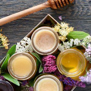 Gyógynövényes méz