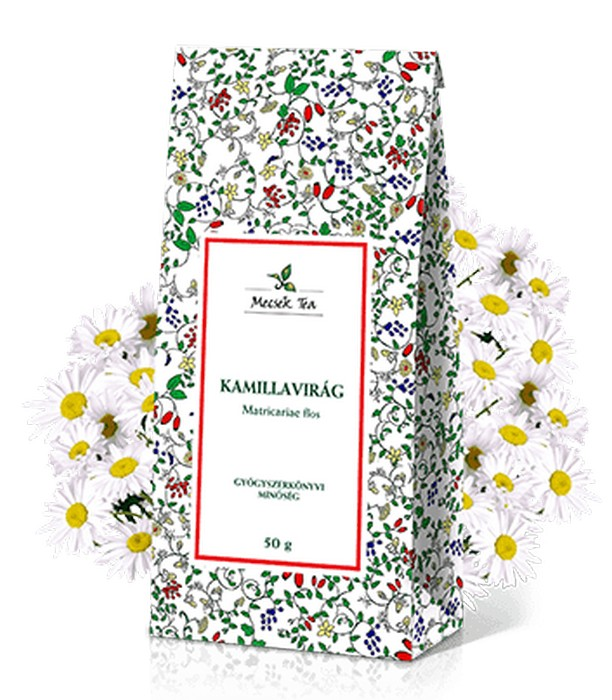 karcsúsító százszorszép tea